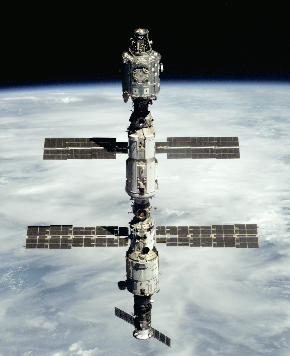 ISS, Expedition 1